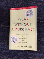 """Scott Dannemiller wrote """"The Year Without A Purchase,"""