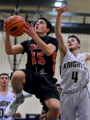 Antonio Rizzuto led Northeastern on Thursday night