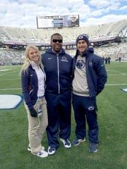 Katie Keller impressed Penn State football manager