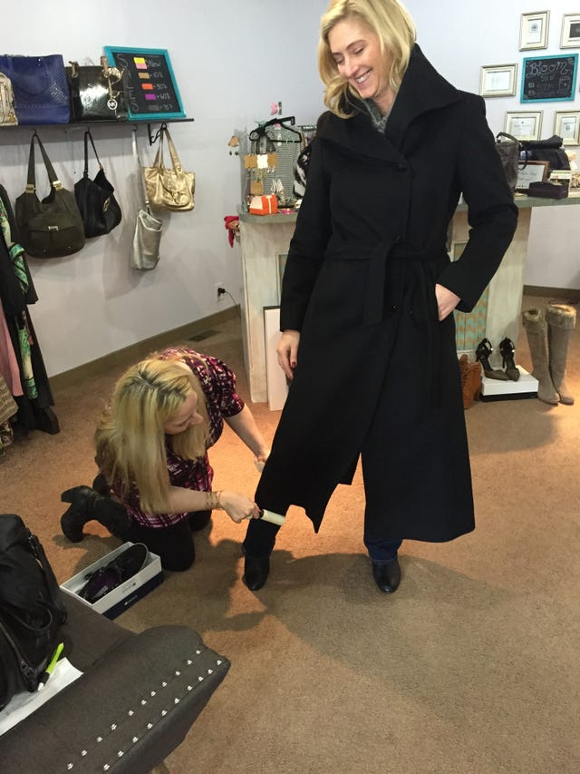 Ms  Cheap's tour of Nashville's ladies' consignment stores
