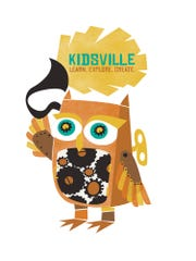 The Parthenon will present Kidsville, a free event of storytelling and crafts.