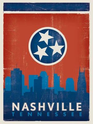 Spirit of Nashville poster