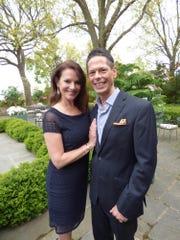 Bloomfield Hills residents Melissa and Joe Campanelli,
