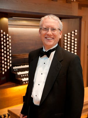 Christopher Young of the Jacobs School of Music at Indiana University is a featured organist.