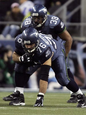 Steve Hutchinson, Michigan, OG: Super Bowl XL with the Seahawks.