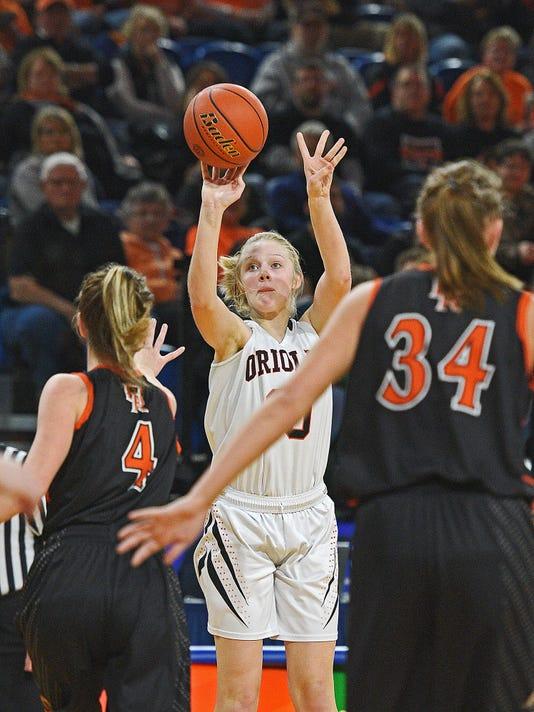 2017 SDHSAA Class A State Girls Basketball