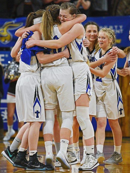 2017 SDHSAA Class A State Girls Basketball Championship