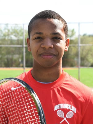 North Rockland boys tennis' Jerry Registre is the Journal News Rockland Scholar-Athlete of the Week