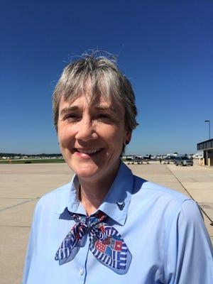 Air Force Secretary Heather Wilson.