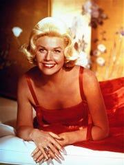 The film star and singer Doris Day was born Doris Mary