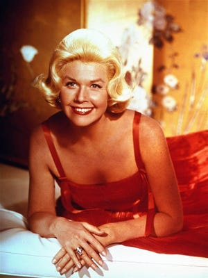 The film star and singer Doris Day was born Doris Mary Ann Kapelhoff.