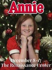 ANNIE features Maddie Mollenhour