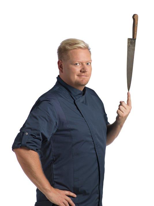 Chef Clint Jolly