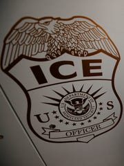 U.S. Immigration & Customs Enforcement detained White