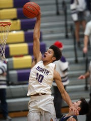 At North Kitsap, Kai Warren was known for his highlight-reel dunks ... sometimes to the chagrin of coach Scott Orness.