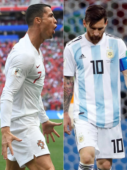 World Cup 2018  Cristiano Ronaldo-Lionel Messi narrative has changed 95b74bae1