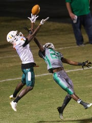 Fort Myers High School senior cornerback Milan Tucker (right) is one of the most underrated players in Lee County heading into the 2018 season.