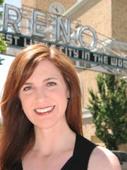 Reno historian Alicia Barber will speak at Ignite Reno on Thursday.