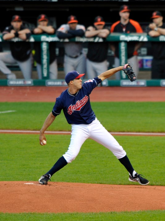 Baltimore Orioles-Cleveland Indians-9-3-13