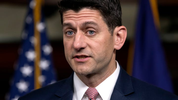 Paul Ryan says he avoids 'tragedies' with private talks, says publicly taking on Trump doesn't work