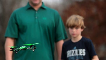1000 Words: Droning on and on