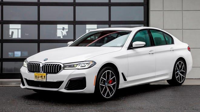 2021 BMW 540i xDrive