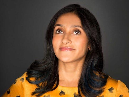 Aparna Nancherla.