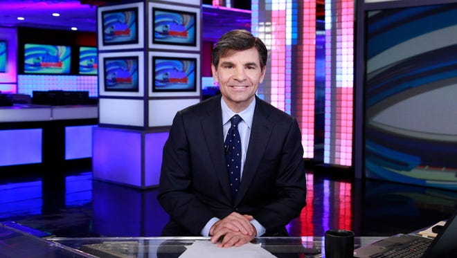 George Stephanopoulos.