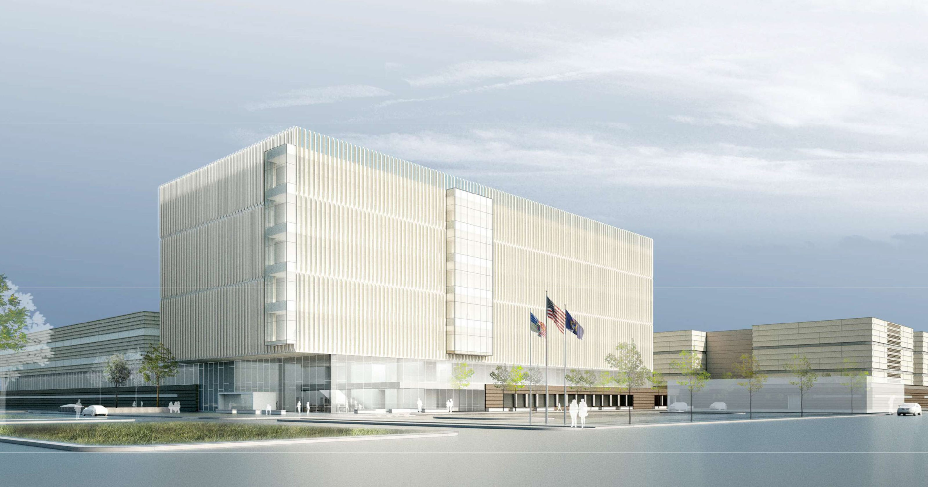 Wayne County jail finally gets a new home in Detroit