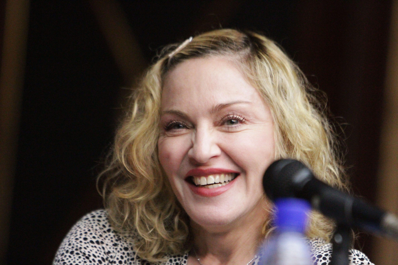 Madonna nude Nude Photos 51