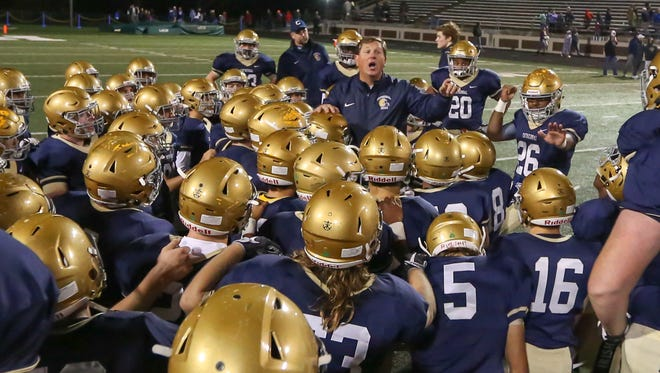 Cathedral won its 12th straight sectional title with a win over Decatur Central.