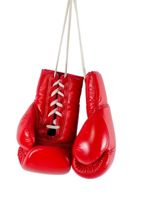 Why in the world is boxing even called a sport?  Hitting another about the head and face is just plainly aggressive and punishing and should not be called a sport.