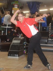 Fair Lawn junior Nick Greco fired the third 300 game in North Jersey this season against West Milford at Holiday Bowl on Dec. 20, 2017.