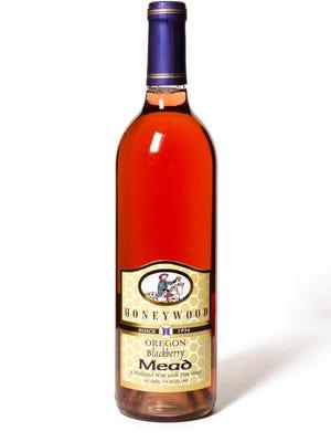 Honeywood Oregon Blackberry Mead, $12 availble at Honeywood Winery, 1350 Hines St. SE.