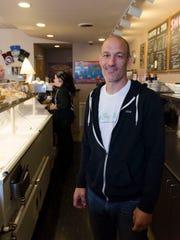 Guy Janssen is owner of Emy J's in Stevens Point.