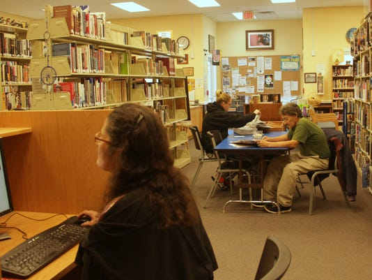 Tuarosa Library