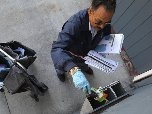FILE: USPS Decides To Stop Saturday Mail Delivery