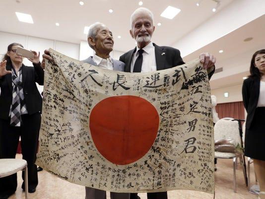 Marvin Strombo,Tatsuya Yasue