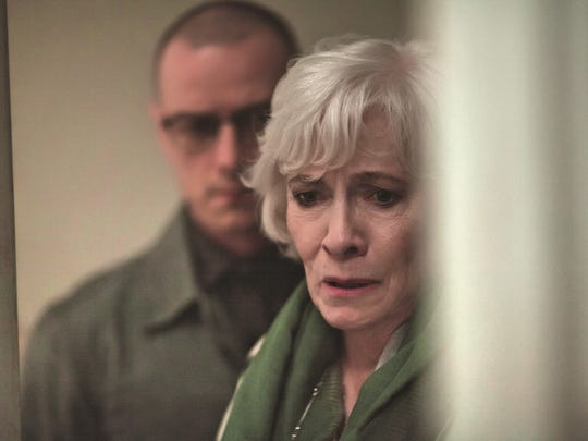 """Dr. Fletcher (Betty Buckley) may be the only person who understands Kevin (James McAvoy) in """"Split."""""""