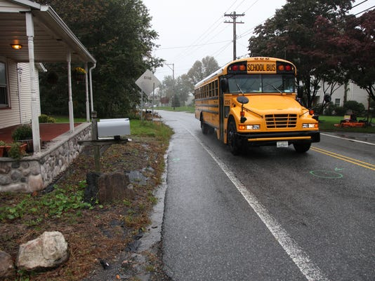 SCHOOL BUS Macopin Rd West Milford