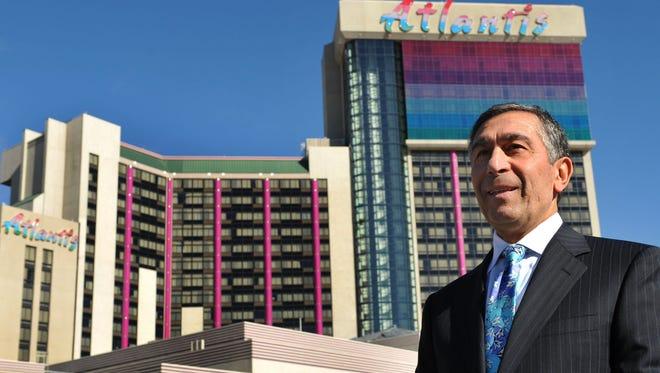 John Farahi, CEO of Monarch Casino & Resort Inc., the parent company of the Atlantis.  John Farahi, Chief Financial Officer of Monarch Casino & Resort, Inc., the parent company of the Atlantis. Taken 1/28/11.
