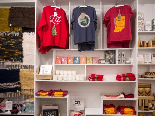 The River City Mercantile & Coffee Co., seen here on