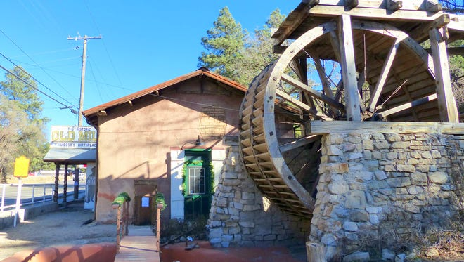 The Dowlin Mill is Ruidoso's oldest adobe stricture and the owners have battled to preserve its features and history.