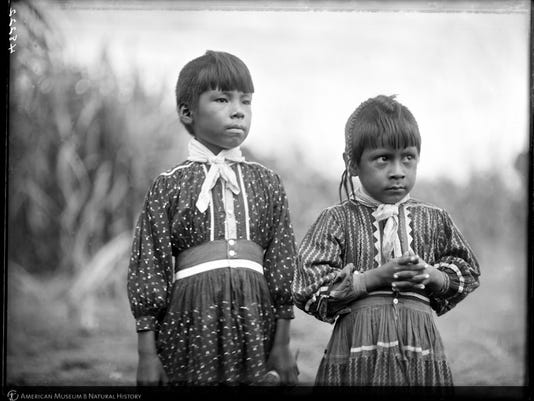 Seminole children