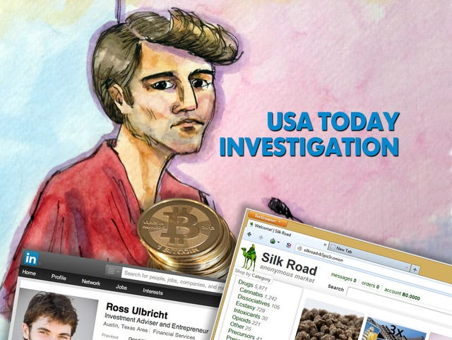 How FBI brought down cyber-underworld site Silk Road