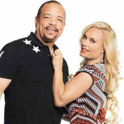 Married reality stars Ice-T and Coco Austin will test a daytime talk show, 'Ice and Coco,' for a three-week run beginning Aug. 3.