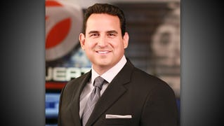 News Channel-7 anchor Rick Cabrera left the station.
