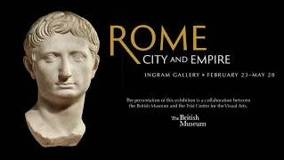 Rome: City and Empire exhibit at Frist Center in Nashville