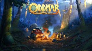 "A scene from ""Oddmar"""