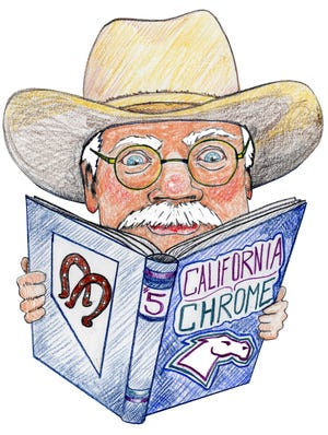 """""""The Story of California Chrome"""" is available in the Apple iTunes store."""